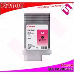 CANON CARTUCHO INYECCION TINTA MAGENTA PFI-104M 130ML IPF/65