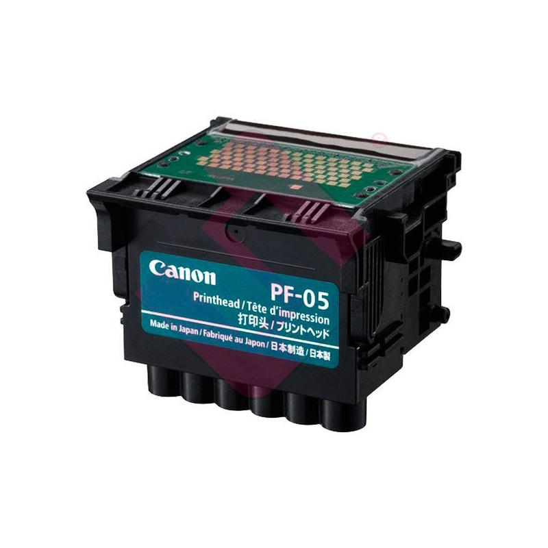 CANON CABEZAL INYECCION TINTA COLOR PF-05 IPF/8300/6300/6350