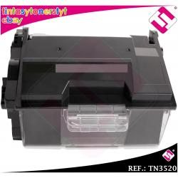 TONER NEGRO TN3520 XXXL ALTA CAPACIDAD ALTERNATIVO IMPRESORAS NONOEMBROTHER