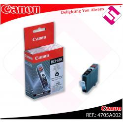 CANON CARGA INYECCION TINTA NEGRO BCI-6BK 15ML MP-/780 IP-/4