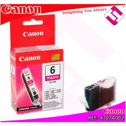 CANON CARGA INYECCION TINTA MAGENTA BCI-6M 13ML S-/800/820/8