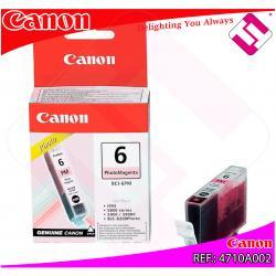 CANON CARGA INYECCION TINTA FOTO MAGENTA BCI-6PM 13ML S-/800
