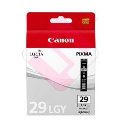 CANON CARTUCHO INYECCION TINTA GRIS CLARO PGI-29 LGY PIXMA/P