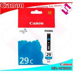 CANON CARTUCHO INYECCION TINTA CIAN PGI-29 C PIXMA/PRO-1