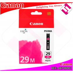 CANON CARTUCHO INYECCION TINTA MAGENTA PGI-29 M PIXMA/PRO-1