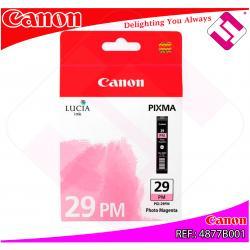 CANON CARTUCHO INYECCION TINTA FOTO MAGENTA PGI-29 PM PIXMA/