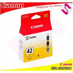CANON CARTUCHO INYECCION TINTA AMARILLO CLI-42 14ML PIXMA/PR