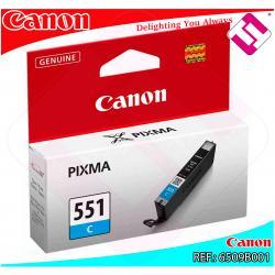 CANON CARTUCHO INYECCION TINTA CIAN CLI-551 7ML MG/5450/635