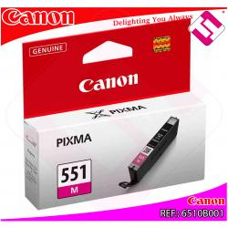 CANON CARTUCHO INYECCION TINTA MAGENTA CLI-551 7ML MG/5450/