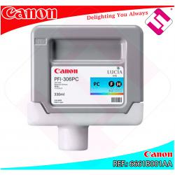 CANON CARTUCHO INYECCION TINTA FOTO CIN PFI-306 330ML IPF/8