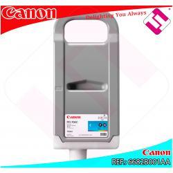 CANON CARTUCHO INYECCION DE TINTA CIAN PFI-706 700ML IPF/830
