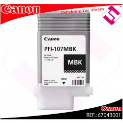 CANON IPF680 NEGRO MATE 130ML PFI107MBK