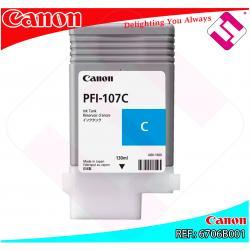 CANON IPF680 CYAN 130ML PFI107C