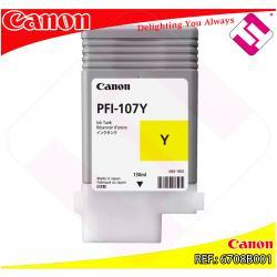 CANON IPF680 YELLOW 130NL PFI107Y