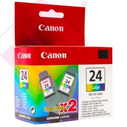 CANON CARGA INYECCION TINTA COLOR BCI-24CL*DESCATALOGADO