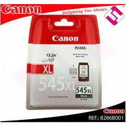 CANON CARTUCHO INYECCION TINTA NEGRO PG-545XL 15ML 400 PGIN