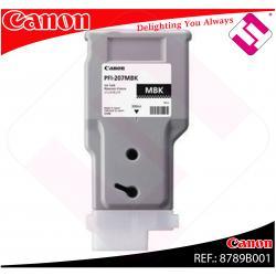 CANON CARTUCHO NEGRO IPF 685/780/785 300ML PFI207BK