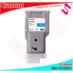 CANON CARTUCHO CYAN IPF 685/780/785 300ML PFI207C