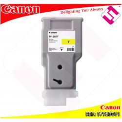 CANON CARTUCHO AMARILLO IPF 685/780/785 300ML PFI207Y
