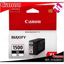 CANON CARTUCHO TINTA PGI-1500XL BK