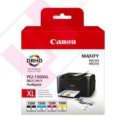 CANON CARTUCHO MULTIPACK PGI-1500XL C/M/Y/BK