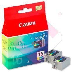 CANON CARTUCHO INYECCION TINTA COLOR BCI-16CL PACK 2 PIXMA M