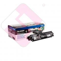 BROTHER TONER LASER NEGRO TN326BK 4000 PAGINAS