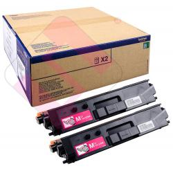 BROTHER TONER MAGENTA HLL8350.MFCL8850 6000 PAGINAS DUO PACK