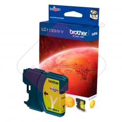 BROTHER CARTUCHO INYECCION TINTA AMARILLO 750 PGINAS MFC/58