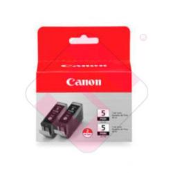 CANON CARTUCHO INYECCION TINTA NEGRO PGI-5BK PACK 2 BLISTER