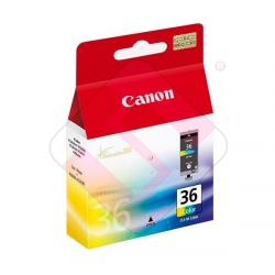 CANON CARTUCHO INYECCION TINTA COLOR CLI-36CL PIXMA/MINI 260