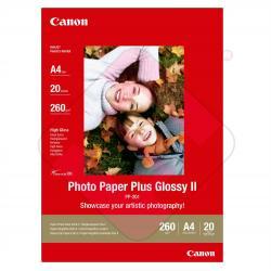 CANON PAPEL INKJET PP-201 FOTOGRFICO PLUS A4 260GR 20 HOJAS
