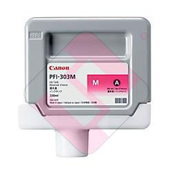 CANON CARTUCHO INYECCION TINTA MAGENTA PFI303M 330ML IPF/810
