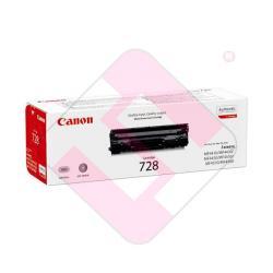CANON TONER LASER NEGRO CRG728 MF4410/4430/4450/4550D/4570 2