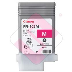 CANON CARTUCHO INYECCION TINTA MAGENTA PFI-102M 130ML LP/17/