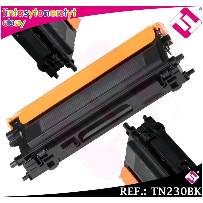 TONER NEGRO TN-230BK ALTERNATIVO PARA IMPRESORAS NONOEMBROTHER NO ORIGINAL