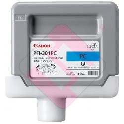 CANON CARTUCHO INYECCION TINTA CIAN PFI301PC 330ML IPF/8000/