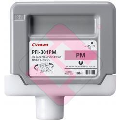 CANON CARTUCHO INYECCION TINTA MAGENTA PFI301PM 330ML IPF/80