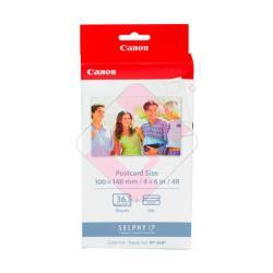 CANON CARGA INYECCION TINTA KP-36IP CP/100/200/220/300/330/4