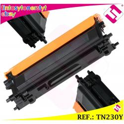 TONER AMARILLO TN230Y COMPATIBLE PARA IMPRESORAS NONOEM BROTHER NO ORIGINAL