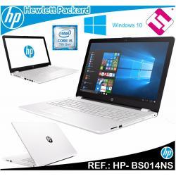 """PORTATIL HP 15-BS014NS INTEL I5 7200U 15.6"""" WINDOWS 10 4GB DDR4 500GB FACTURA SI"""