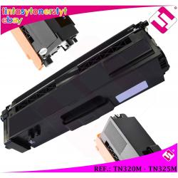 TONER MAGENTA TN320M TN325M COMPATIBLE IMPRESORAS NONOEM BROTHER NO ORIGINAL