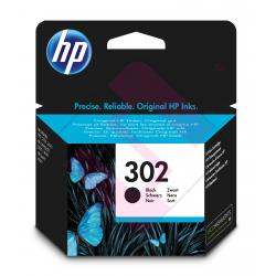CARTUCHO TINTA ORIGINAL HP 302 NEGRO