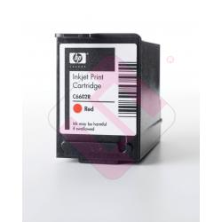 HEWLETT PACKARD CARTUCHO INYECCION TINTA ROJO 18ML HP ADDMAS
