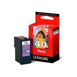 LEXMARK CARTUCHO INYECCION TINTA FOTO N40 135 FOTOS 10X15 S