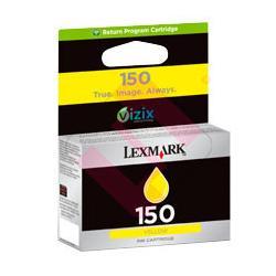 LEXMARK CARTUCHO INYECCION TINTA AMARILLO 200 PGINAS RETORN
