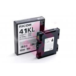 RICOH CARTUCHO INYECCION TINTA NEGRO GC-41KL 600 PGINAS SG/