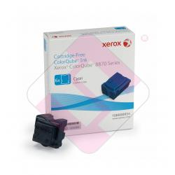 XEROX CARTUCHO TINTA SOLIDA CIAN 17.300 P GINAS PACK 6 COLOR