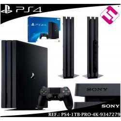 VIDEOCONSOLA SONY PS4 PLAYSTATION 4 1TB PRO 4K FACTURA GARANTIA 2 AÑOS OFERTA