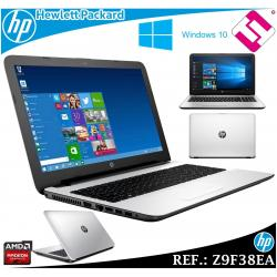 PORTATIL HP 15AY154NS I5 7200U 8GB RAM 1TB RADEON R5  M430 2GB 15,6 DVD HDMI W10